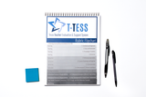 Texas Teacher Evaluation and Support System (T-TESS) Rubric FlipChart (spiral-bound)
