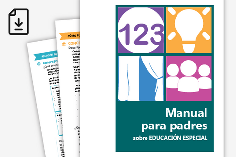 SPED Parent Handbook 2019 - Spanish (Downloadable PDF)