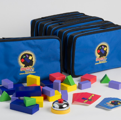 Blocks Rock! Classroom Pack