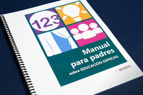 SPED Parent Handbook 2019 - Spanish (Spiral-Bound)