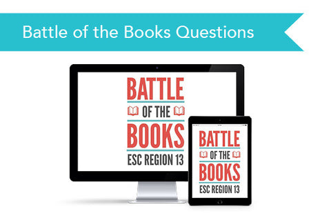 Battle of the Books: Questions (downloadable PowerPoint)
