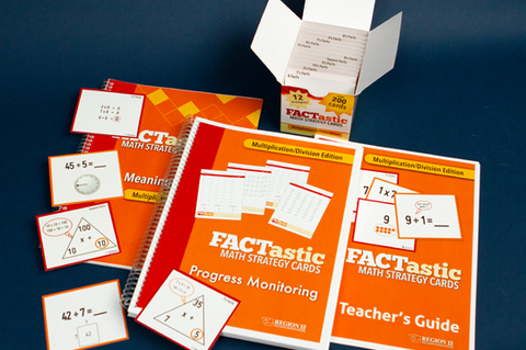 The Multiplication/Division FACTastic Bundle