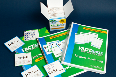 The Addition/Subtraction FACTastic Bundle
