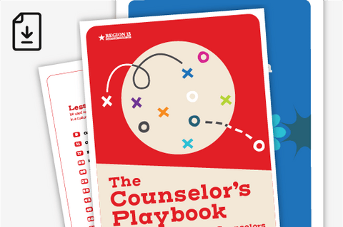 The Counselor's Playbook for Elementary (Downloadable PDF)