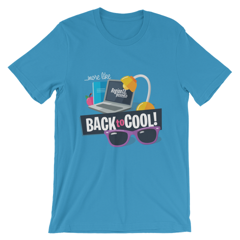 Back to Cool T-shirt (Unisex)
