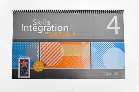 Skills Integration: Grade 4 (spiral-bound)