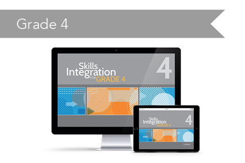 Skills Integration: Grade 4 (downloadable PDF)