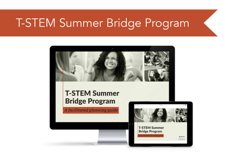 TSTEM Summer Bridge Program (downloadable pdf)