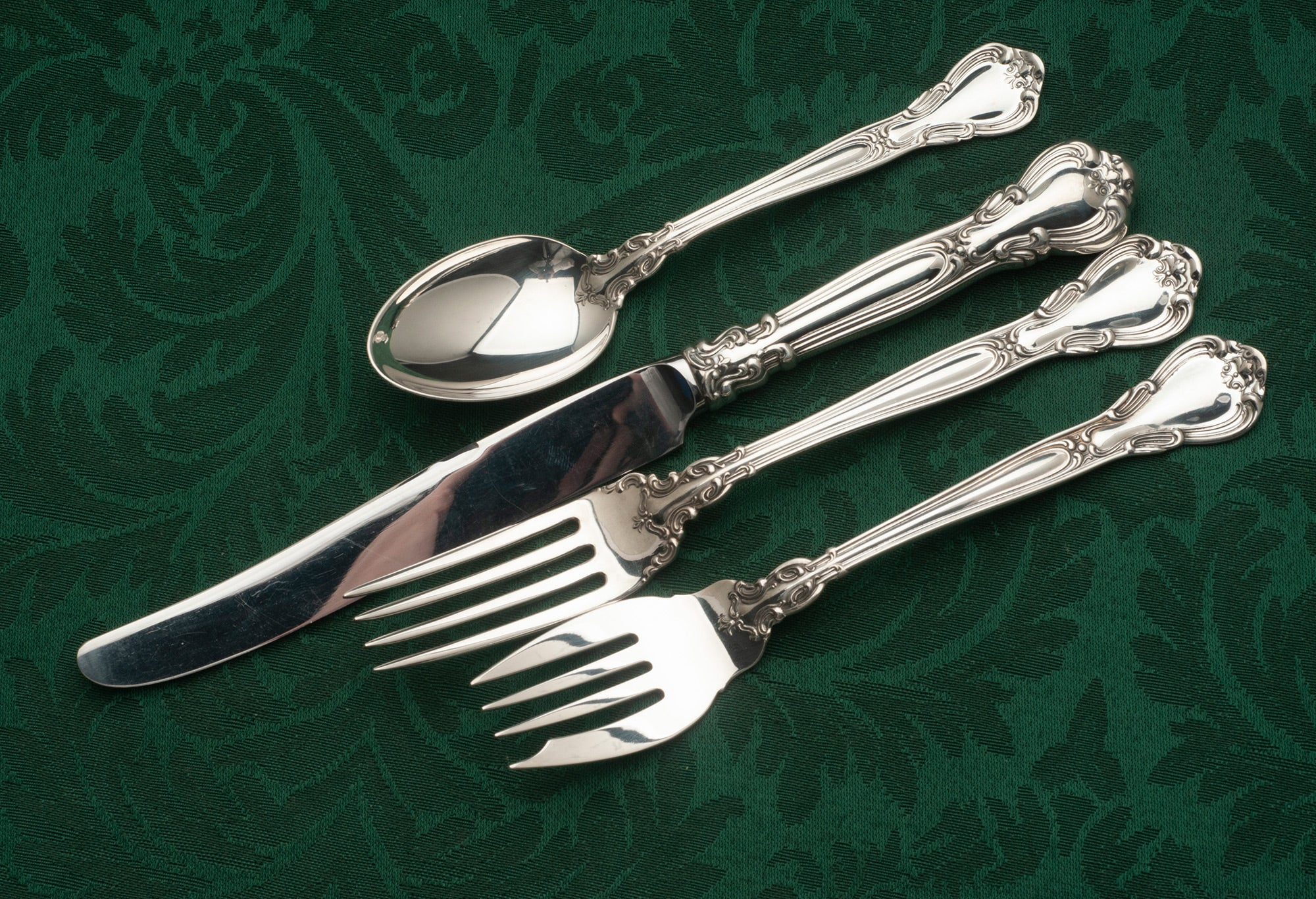 Chantilly 4Pc Place Size Setting