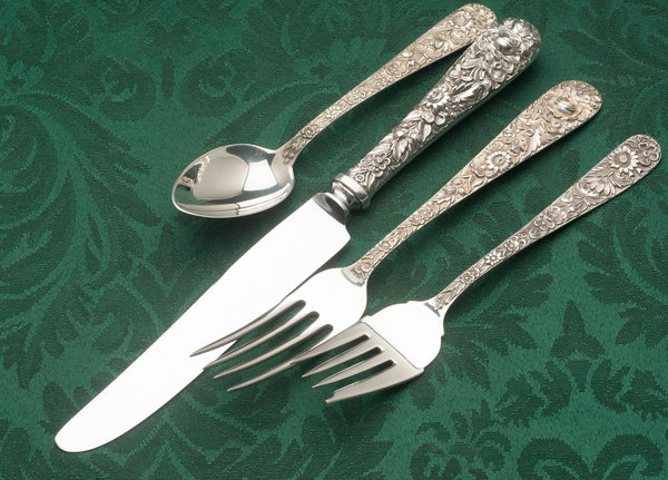 Repousse 4Pc.Lunch French Blade