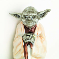 'Star Wars' Master Yoda Limoges Box by Rochard Limited Edition RARE w/box & coa