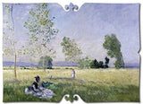 Artifact Puzzles - Monet Summer Wooden Jigsaw Puzzle