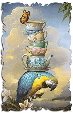 Artifact Puzzles - Kevin Sloan Burden of Formality Wooden Jigsaw Puzzle