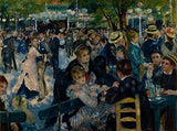 Artifact Puzzles - Renoir Dance at Le Moulin de la Galette Wooden Jigsaw Puzzle