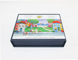 Artifact Puzzles Iwona Lifsches Afternoon Ride Wooden Jigsaw Puzzle
