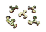 Artifact Puzzles - Birds at Baran Wooden Jigsaw Puzzle