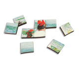 Artifact Puzzles - Edward Henry Potthast Brighton Beach Wooden Jigsaw Puzzle