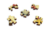 Artifact Puzzles - Kessel Bugs Double-Sided Wooden Jigsaw Puzzle