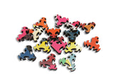 Artifact Puzzles - Sophie Taeuber-Arp Composition Wooden Jigsaw Puzzle