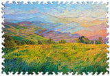 Ecru Puzzles - Erin Hanson Layers of Afternoon Wooden Jigsaw Puzzle