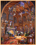 Artifact Puzzles - Randal Spangler Fireside Fairytales Wooden Jigsaw Puzzle