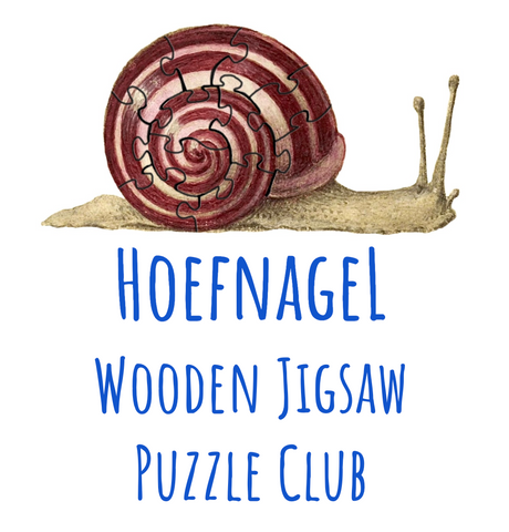 Hoefnagel Puzzle Club Subscription