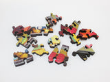 Artifact Puzzles - Eric Joyner Indecision Wooden Jigsaw Puzzle