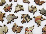 Artifact Puzzles - Reichert Kittens Recital Wooden Jigsaw Puzzle