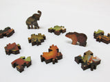 Artifact Puzzles - Savery Noah's Ark Wooden Jigsaw Puzzle
