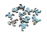 Artifact Puzzles - Paul Bond Ode to a Zen Koan Wooden Jigsaw Puzzle
