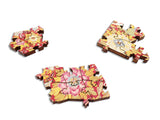 Artifact Puzzles - Peruvian Tapestry Wooden Jigsaw Puzzle