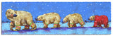 Artifact Puzzles - Angie Rees Polar Express II Wooden Jigsaw Puzzle