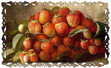 Artifact Puzzles - Richard La Barre Goodwin Strawberries Wooden Jigsaw Puzzle