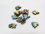 Artifact Puzzles - Edward Hopper Soir Bleu Wooden Jigsaw Puzzle