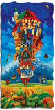 Artifact Puzzles - Tomasz Pietrzyk Tall Tower Wooden Jigsaw Puzzle