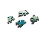 Artifact Puzzles - Allen Douglas The Kraken Wooden Jigsaw Puzzle