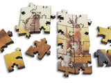 Artifact Puzzles - Paul Bond The Yogi Wooden Jigsaw Puzzle