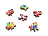 Artifact Puzzles - Yuri Gorbachev Two Cats Wooden Jigsaw Puzzle