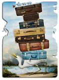Artifact Puzzles - Kevin Sloan Welcome to the Wilderness Wooden Jigsaw Puzzle