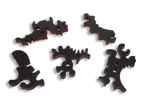 Artifact Puzzles - Bruce Riley Connector Pieces