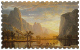 Artifact Puzzles - Albert Bierstadt Valley of the Yosemite Wooden Jigsaw Puzzle