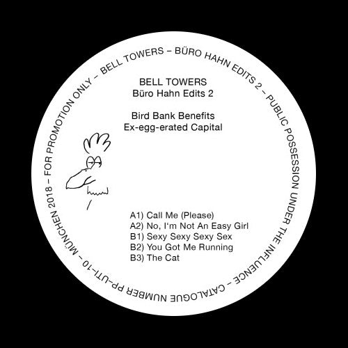 Bell Towers - Buro Hahn Edits 2 (SHIPPING THIS WEEK)