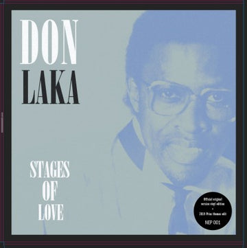 Don Laka - Stages Of Love (+ Prins Thomas Edit)