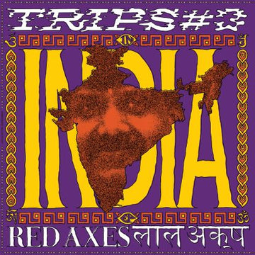Red Axes - Trips #3: India (PRE-ORDER)
