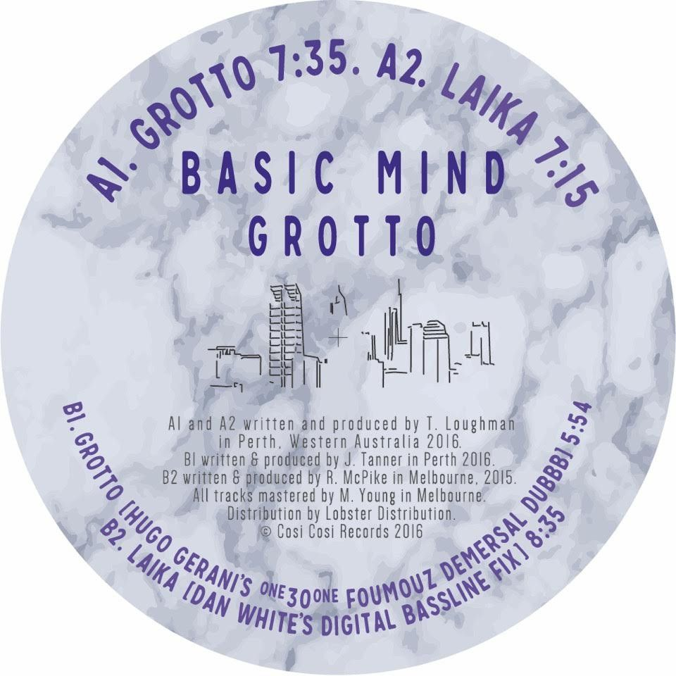 Basic Mind ‎– Grotto