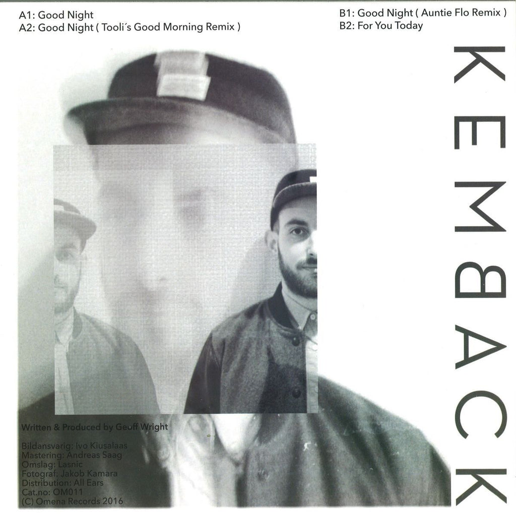 Kemback ‎– Good Night