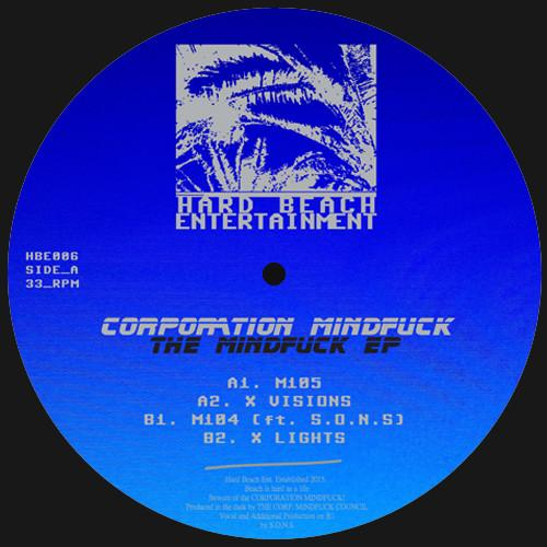 Corporation Mindfuck - The Mindfuck EP