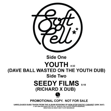 Soft Cell - The Unreleased Dubs (NM Sleeves)
