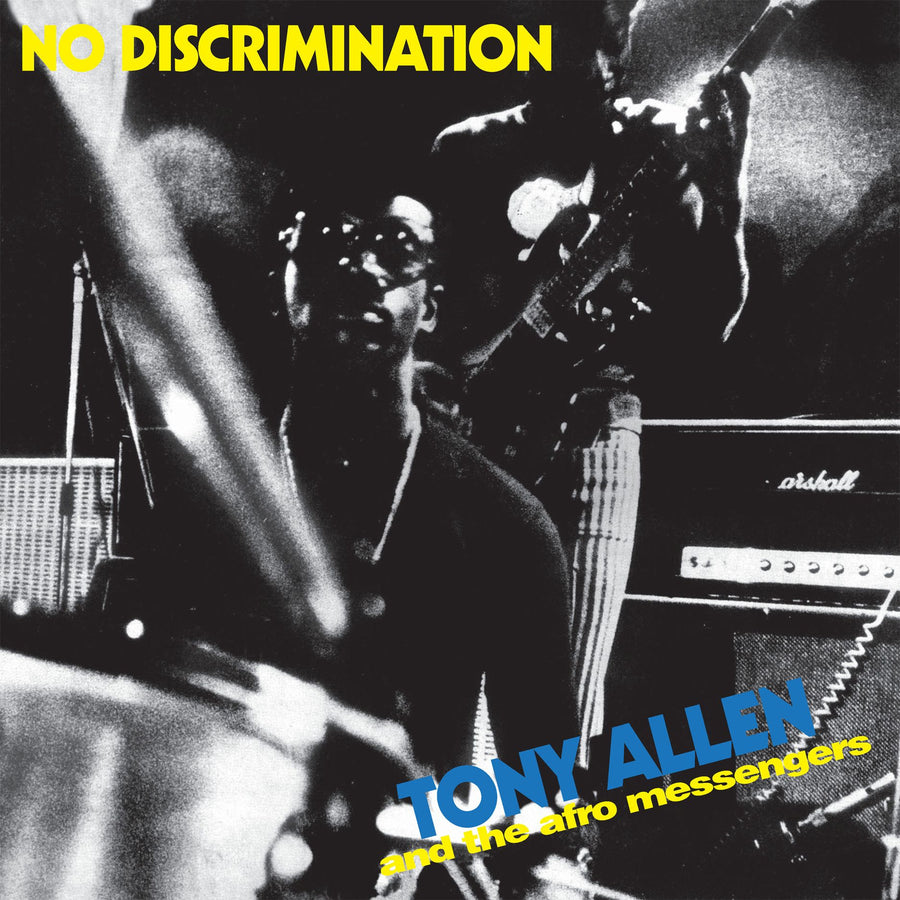 Tony Allen And The Afro Messengers ‎– No Discrimination
