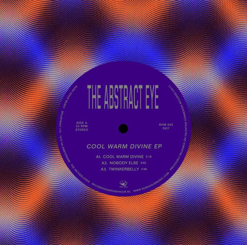 The Abstract Eye - Cool Warm Divine EP